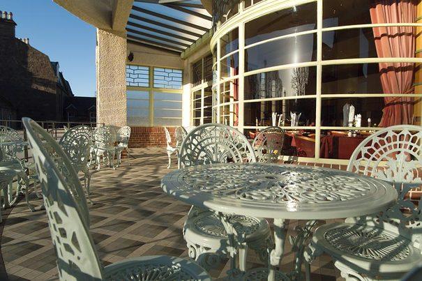Carron Restaurant Stonehaven Menu