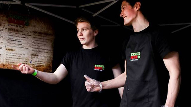 FreshMex duo spice up the market in the north east