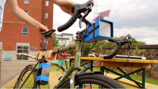 Scots inspire global event to make the world cycle-friendly