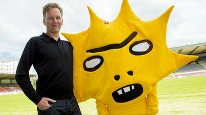designer explains the thinking behind partick thistle