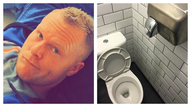 Hand dryer sprays man in urine: restaurant offers year's supply of socks