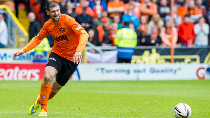 Dundee United reject Celtic Ciftci offer as Middlesbrough prepare for bid