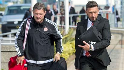 Aberdeen boss wants European journey after years on the outside
