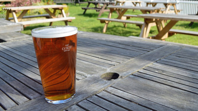 The best beer gardens in Aberdeen for soaking up the sunshine