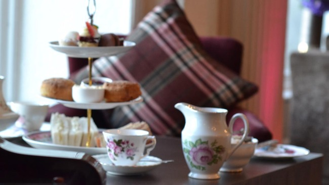 How do you fancy a job as a tea and cake taster in Aberdeen?