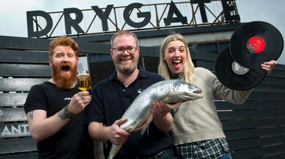 Craft Beer Rising returns to Drygate Brewery for second year in 2015