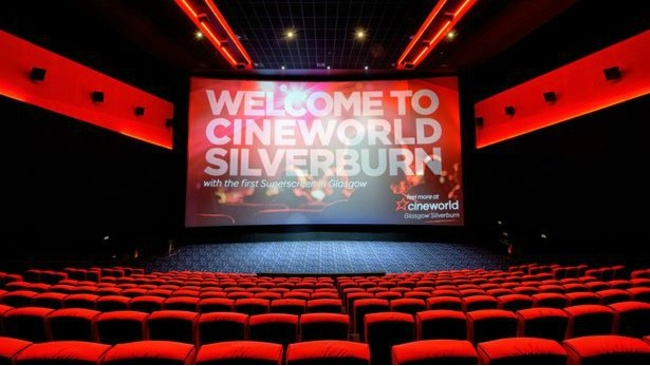 Popcorn at the ready: Scotland's biggest cinema is now open