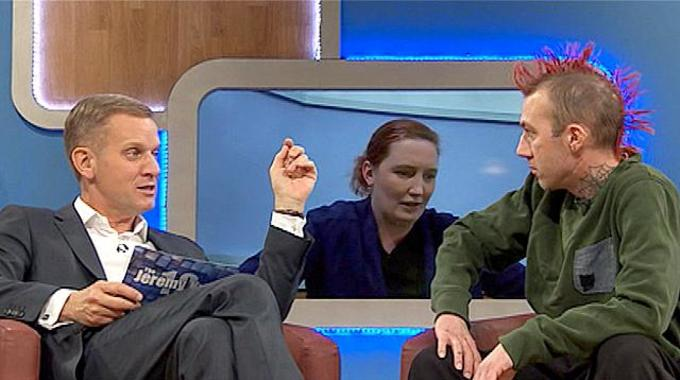 The Jeremy Kyle Show - Fri 03 Jul, 9.25 am