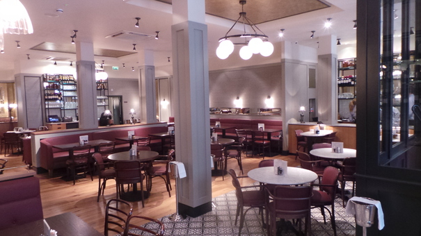 Cote Brasserie West Nile Street Open First Scotland Venue