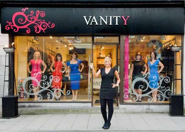 inverurie s clothes shop vanity is closing stv