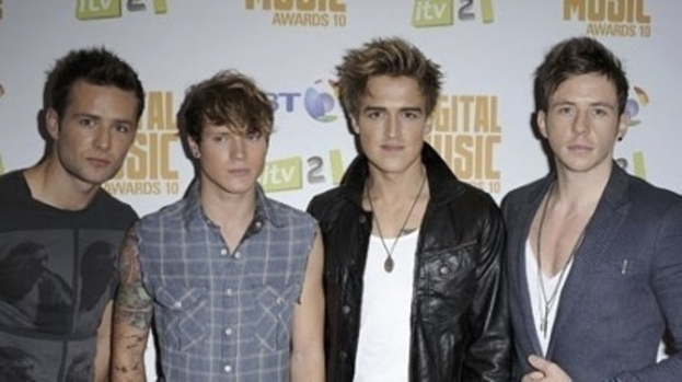 McFly: Only highlights in their hair these days