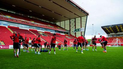 Follow updates: Aberdeen v Rijeka in Pittodrie Europa League qualifier
