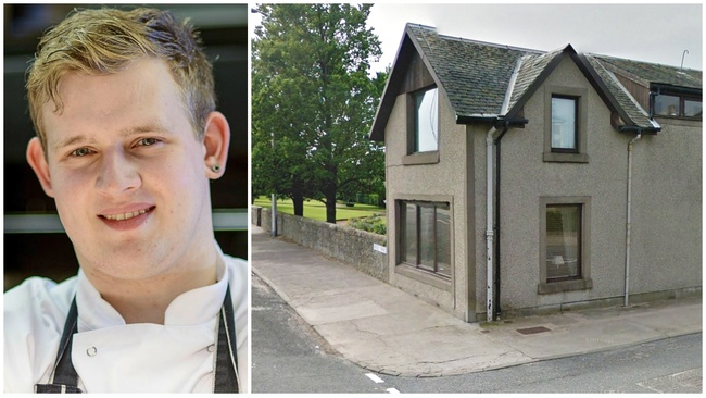What Scotland's best young chef did next: the Tayberry