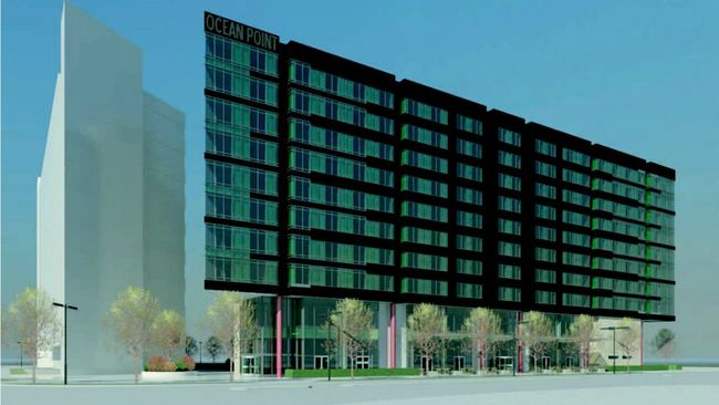 New Hotel Plans Mooted For Leith S Waterfront On Ocean Drive Stv
