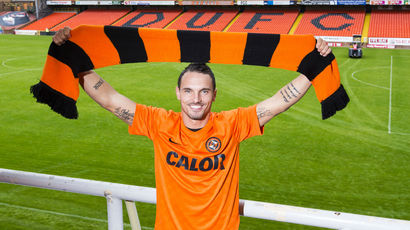 Wesley Sneijder convinced brother to make move to Dundee United