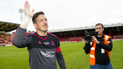 No Pittodrie exits while Aberdeen are in Europe says Derek McInnes