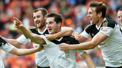See Kenny McLean give Aberdeen a 1-0 opening day win over Dundee Utd