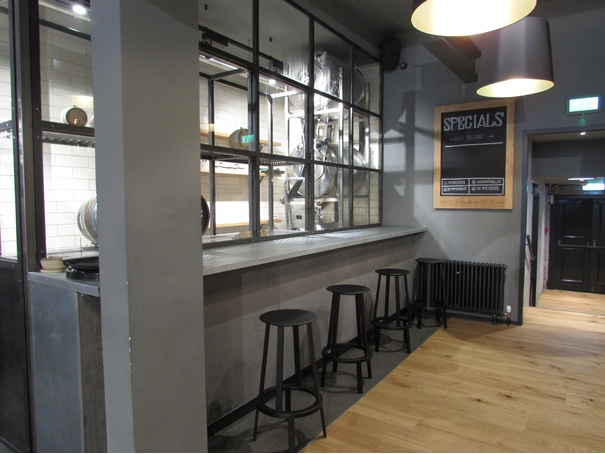 The Beer Kitchen bar from Innis and Gunn opens on Lothian Road ...