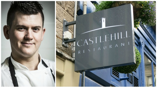 Q&A with Castlehill's new Michelin star chef Graham Campbell