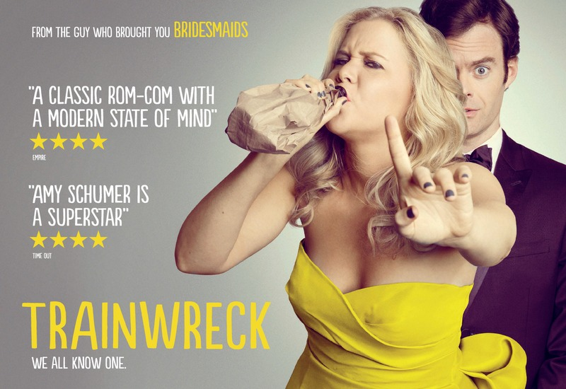 Win with Trainwreck!