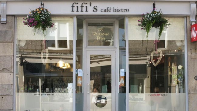 Fifi's gluten-free flour power helps launch first coeliac friendly cafe