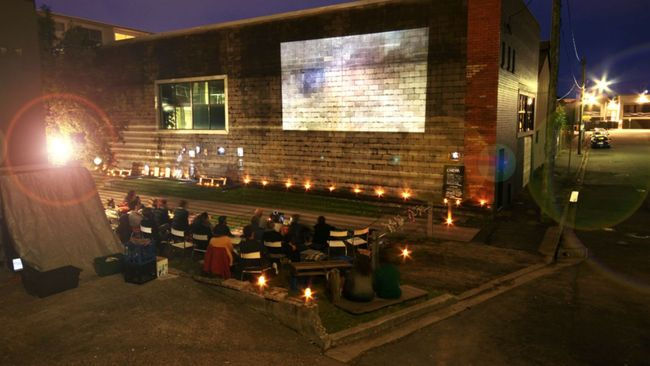 New pop-up cinema screenings launch in secret Edinburgh location
