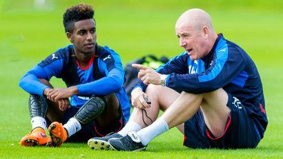Mark Warburton, Gedion Zelalem, Rangers