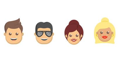 X Factor judges emoji