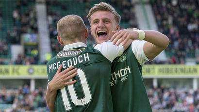 Jason Cummings, Hibernian, Raith Rovers