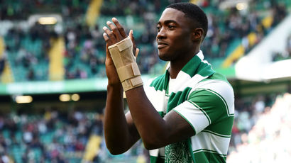 Tyler Blackett, Celtic, St Johnstone
