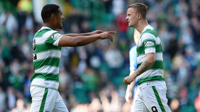 Saidy Janko, Leigh Griffiths, Celtic, St Johnstone