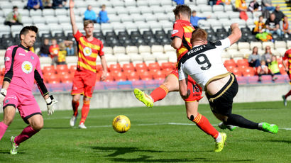 Watch Aberdeen preserve winning run with victory over Partick Thistle