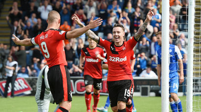 Barrie McKay, Queen of the South, Rangers