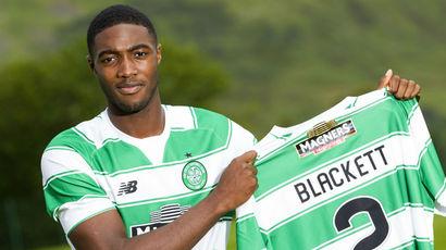 Tyler Blackett, Celtic