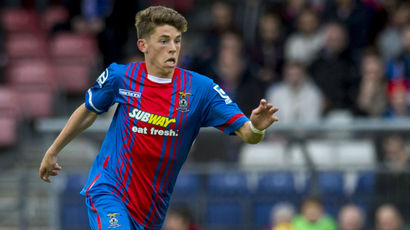 Ryan Christie, Inverness cT