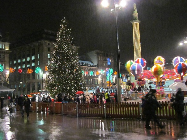 Glasgow Christmas light switch on 2015 to charge £2.50 for tickets ...