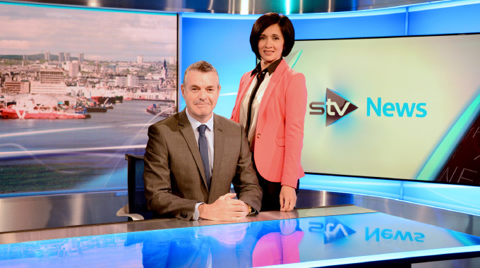 STV News - Aberdeen - Fri 28 Apr, 6.00 pm