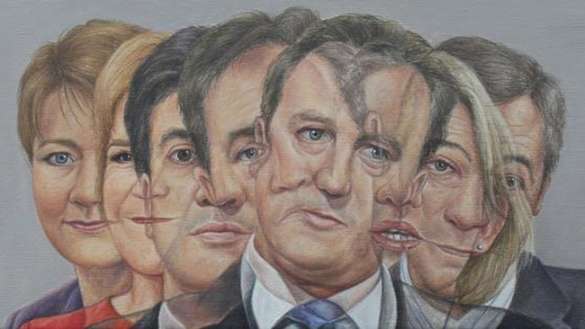 Political art exhibition inspired by the Referendum launches