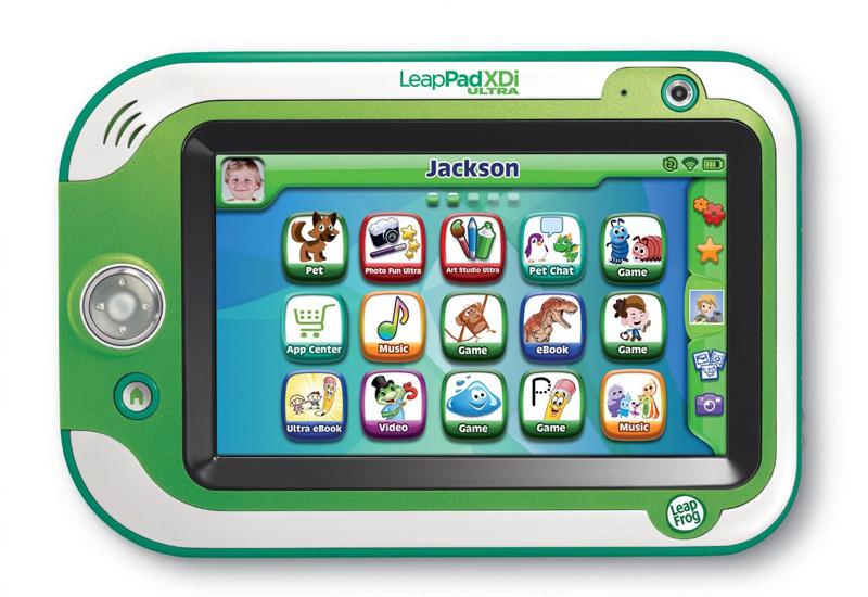 Win a LeapFrog LeapPad!