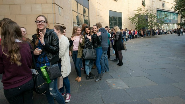 Thousands of freshers expected for Overgate's 'student night'