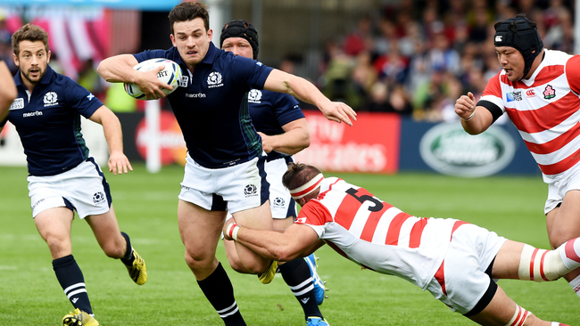 RWC Scorecard: Player ratings for Scotland against Japan
