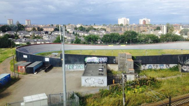 'Artistic intervention' planned for Meadowbank Velodrome