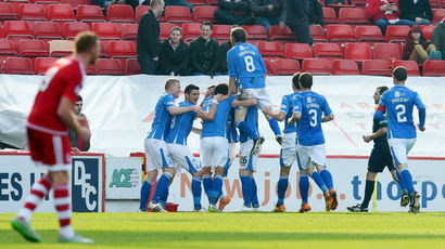 Aberdeen 1-5 St Johnstone: Premiership leaders handed humiliating loss