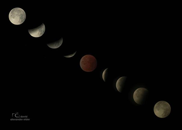blood moon viewing glasgow - photo #21