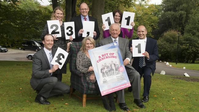 Flying Pigs raise thousands for Home-Start with comedy show