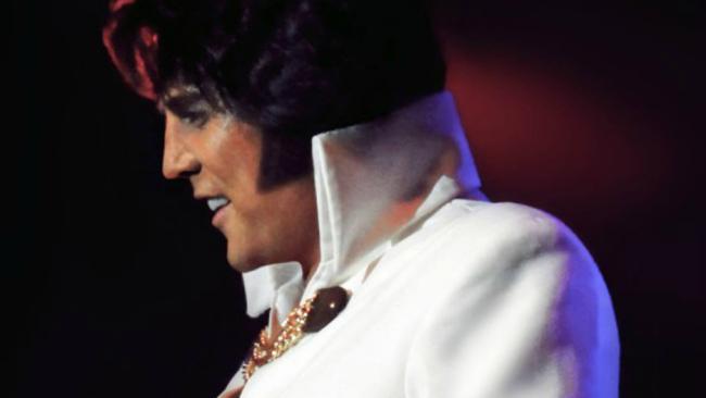 Elvis isn't dead - he's just stuck at international departures