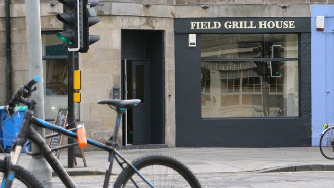 New grill house 'Field' opens in Stockbridge