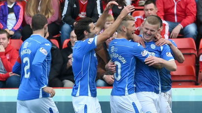 See St Johnstone inflict an astonishing 5-1 defeat on leaders Aberdeen