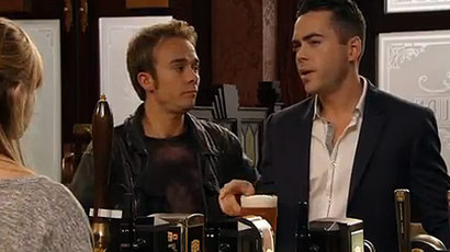 Corrie todd questions sarah