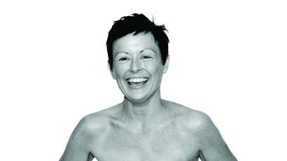 Brave cancer patients pose for intrepid charity calendar, credit Caroline Stewart